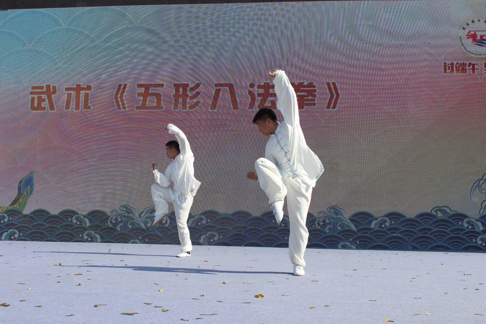 少林五形八法拳七十二式功法展示