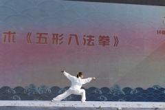 秦门步战刀展示