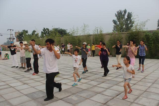 东方尚武·2014儿童原生态国术文化体验营
