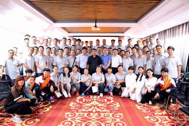 """东方尚武""""希望工程•国术基金""""第二届全国教师培训"""