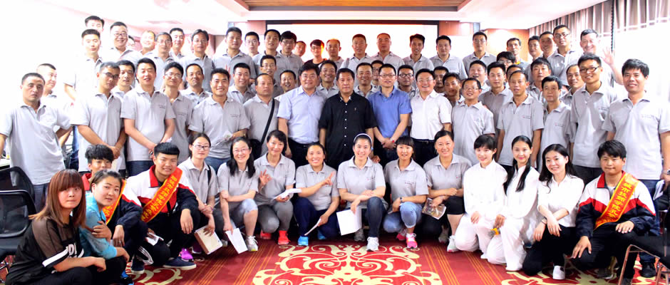 """东方尚武2015""""希望工程•国术基金""""第二届全国教师培训"""