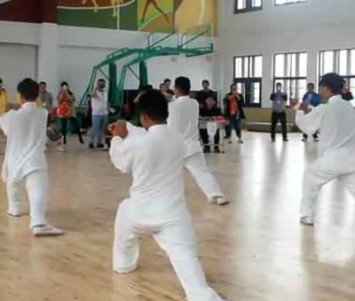 希望工程国术基金首届全国传统武术比赛——中学组1