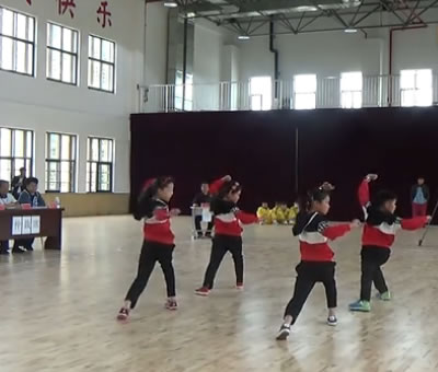 希望工程国术基金首届全国传统武术比赛——小学组1